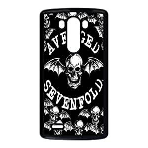 LG G3 Phone Case Printed With Avenged Sevenfold Images