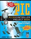PIC Microcontroller Project Book: For PIC Basic and PIC Basic Pro Compliers: For PIC Basic and PIC Basic Pro Compilers (Tab Robotics)
