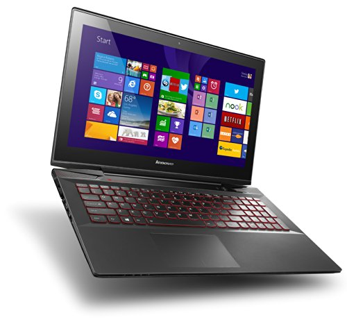 5. Lenovo Y50 15.6-Inch Touchscreen Gaming Laptop