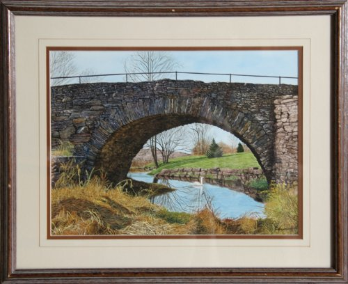Bridge Arch (Jeffersonville, NY)