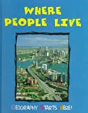 Where People Live, Angela Royston, 0817251162