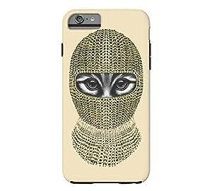 9 Lives Ninja iPhone 6 Plus Dutch white Tough Phone Case - Design By FSKcase?