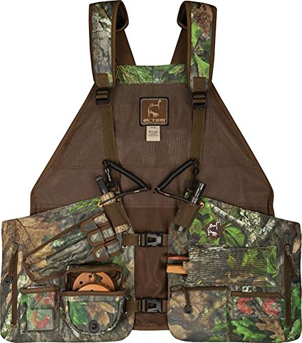 Ol' Tom Men's Time & Motion Easy Rider Vest Mossy Oak Obsession (One Size)