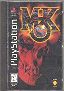 Mortal Kombat III - PlayStation: Video Games - Amazon com