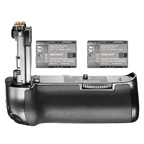 Neewer NW-5D Mark IV Replacement Canon BG-E20 Battery Grip w