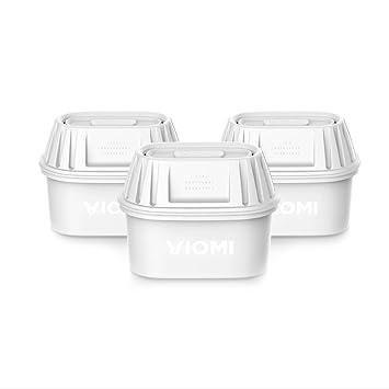 Global Brands Online Elemento filtrante de la Caldera de Filtro de XIAO MI VIOMI Ultra 3pcs / Set Conveniente para la Caldera de Filtro reemplazable: ...