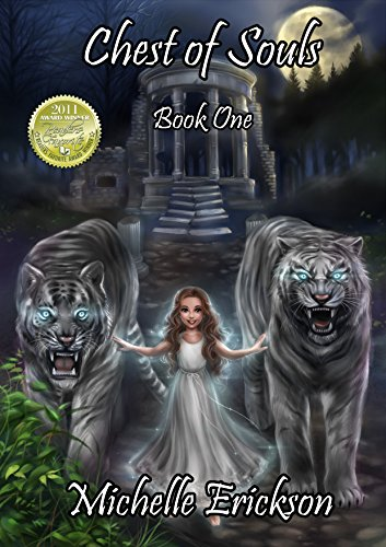 Chest of Souls: (Epic Fantasy Series, Magic, Action & Adventure, Sword & Sorcery, Mystery, Romance, Family Saga)  Epic Fantasy Series Book 1 by [Erickson, Michelle]