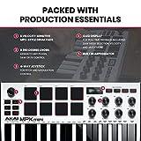 AKAI Professional MPK Mini MK3 - 25 Key USB MIDI