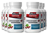 Cayenne tablets - Hawthorn Berry Extract 720 Capsules - Anti-Bacterial properties (6 Bottles)