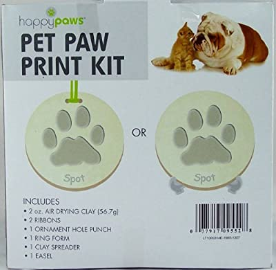Pet Paw Print Kit
