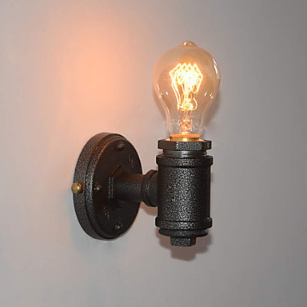 Chandelierindustrial Attic Wall Lamp Restaurant Wandleuchte Rohr