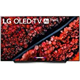"LG Electronics OLED65C9PUA C9 Series 65"" 4K Ultra HD Smart OLED TV (2019) - Black"