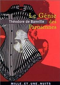 Le Génie des parisiennes par Théodore de Banville