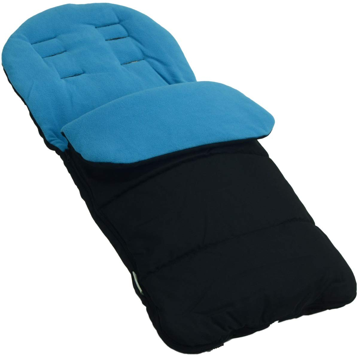 Black Jack Premium Footmuff//Cosy Toes Compatible with iCandy Cherry
