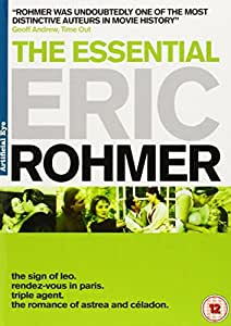 The Essential Eric Rohmer Collection [DVD] [Reino Unido]