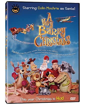 A Very Barry Christmas [Import]: Amazon.ca: DVD