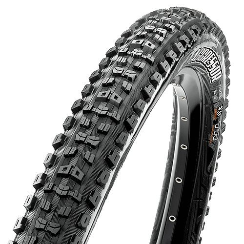 Maxxis Aggressor EXO/TR Tire (Black, 29''x2.50 (2 Pack))