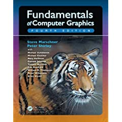Fundamentals of Computer Graphics, Fourth Edition from CRC Press