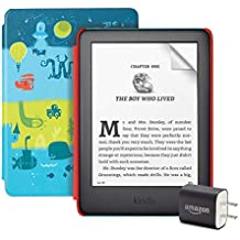 All-new Kindle Kids Edition Essentials Bundle including Screen Protector and Power Adapter