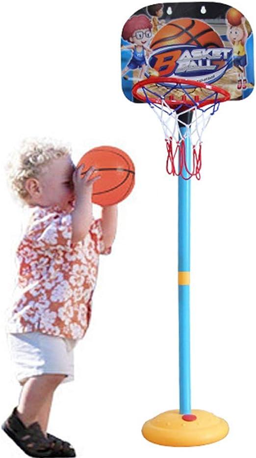 Cancha De Baloncesto Infantil Mini Juego De Baloncesto Ajustable ...