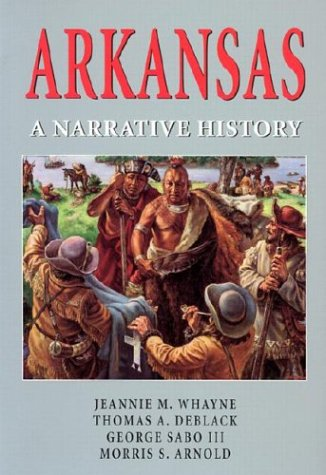 Arkansas:Narrative History