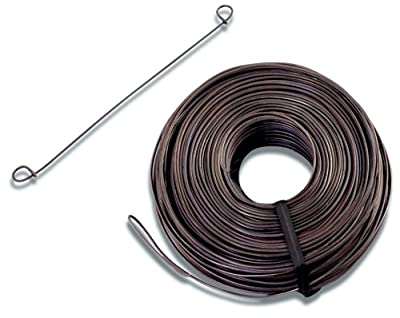 Bon 82-183 6-Inch 16-Gauge Wire Loop Rebar Ties, 1000-Pack