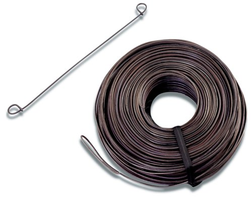 Bon 82-183 6-Inch 16-Gauge Wire Loop Rebar Ties, 1000-Pack by bon
