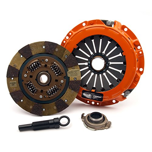 (Centerforce KDF345778 Dual Friction Full Clutch Kit)