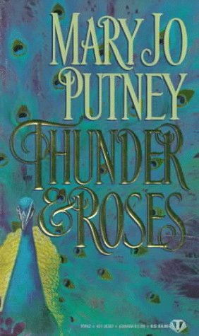 book cover of Thunder and Roses