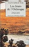 Les jours de l'Orénoque par Saint-Aubin De Terán