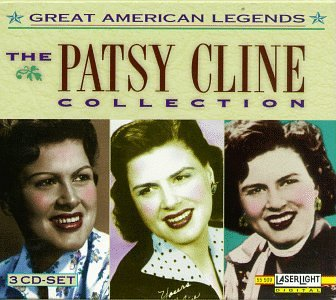 Patsy Cline - Great American Legends The Patsy Cline Collection - Zortam Music