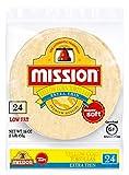 Mission Extra Thin Yellow Corn Tortillas, Gluten