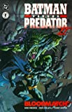"""Batman versus Predator II - Bloodmatch (Batman (DC Comics Paperback))"" av Doug Moench"
