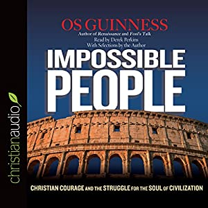 Impossible People Audiobook