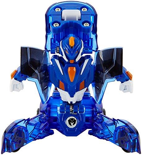 Mecard Evan Deluxe Mecardimal Figure, Blue