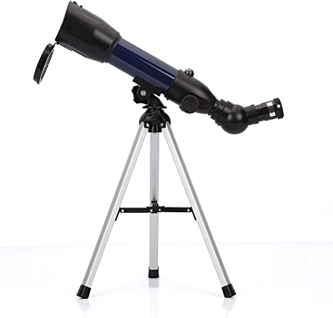 Geertop Telescopio Refractor astronómico 360X50 mm AZ con trípode ...