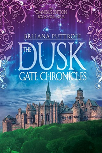 The Dusk Gate Chronicles Omnibus Edition Books 1-4 cover