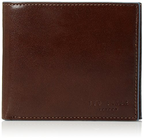 Ted Baker Men's Printed Internal Bifold Wallet