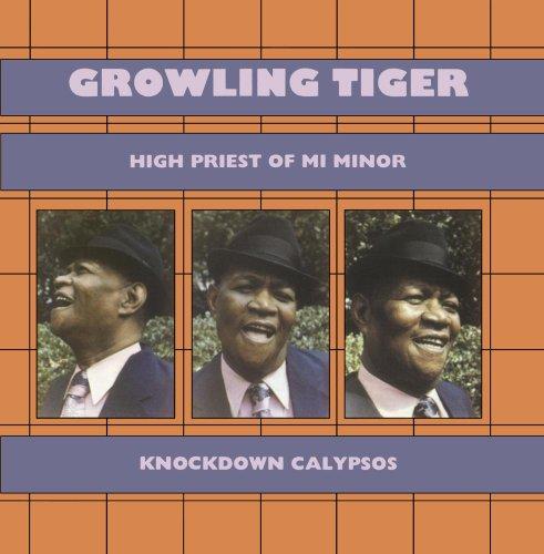 High Priest of Mi Minor: Knockdown - Tiger Growling