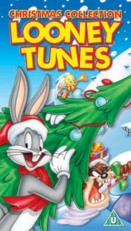 Looney Tunes: Christmas Bumper Edition [VHS]: Looney Tunes: Amazon ...