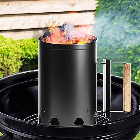 CABINA HOME Encendedor de carbón rápido para barbacoa ...