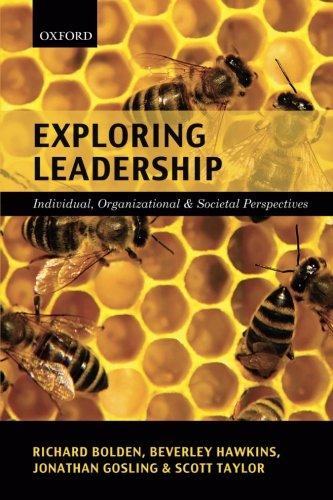 Exploring Direction: Individual, Organizational, and Societal Perspectives