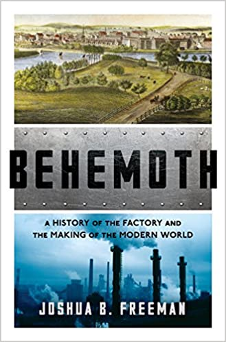 Behemoth a history of the factory and the making of the modern behemoth a history of the factory and the making of the modern world 1st edition kindle edition fandeluxe Image collections