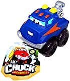 chuck toy truck - Lil Chuck & Friends Handy Tow Truck Small Vehicle