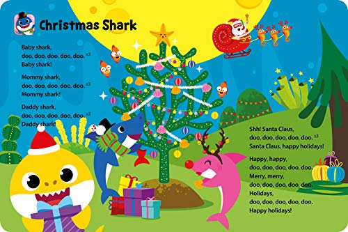 41ab7c324 Pinkfong Christmas Carols Sound Book 2018 Edition available in Oman ...