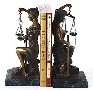 Image result for Bey Berk Lady Justice Bookends