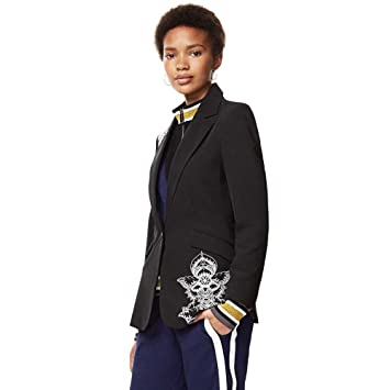 giacca desigual donna.nera