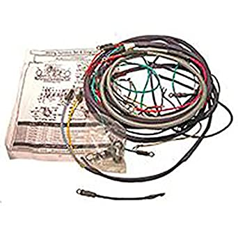 amazon com new complete wiring harness kit made for case ih tractor rh amazon com