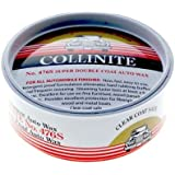 Collinite Super Double Coat Car Wax 476s 9oz Kit **COMES COMPLETE WITH APPLICATOR & POLISHING CLOTH**