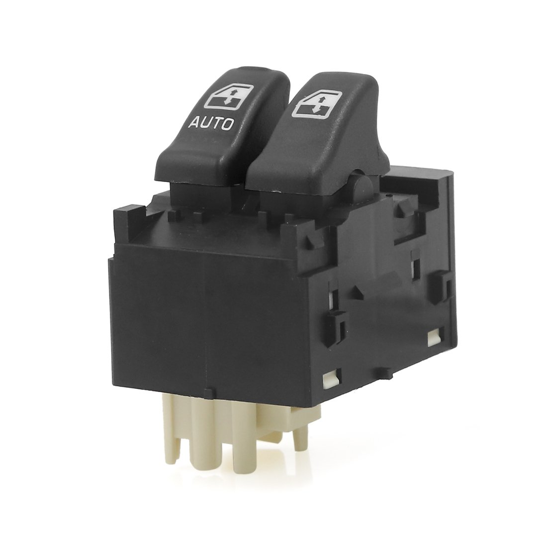 uxcell Front Left Driver Side Power Window Switch 10387305 for Venture Montana Chevrolet Pontiac a16090500ux0527